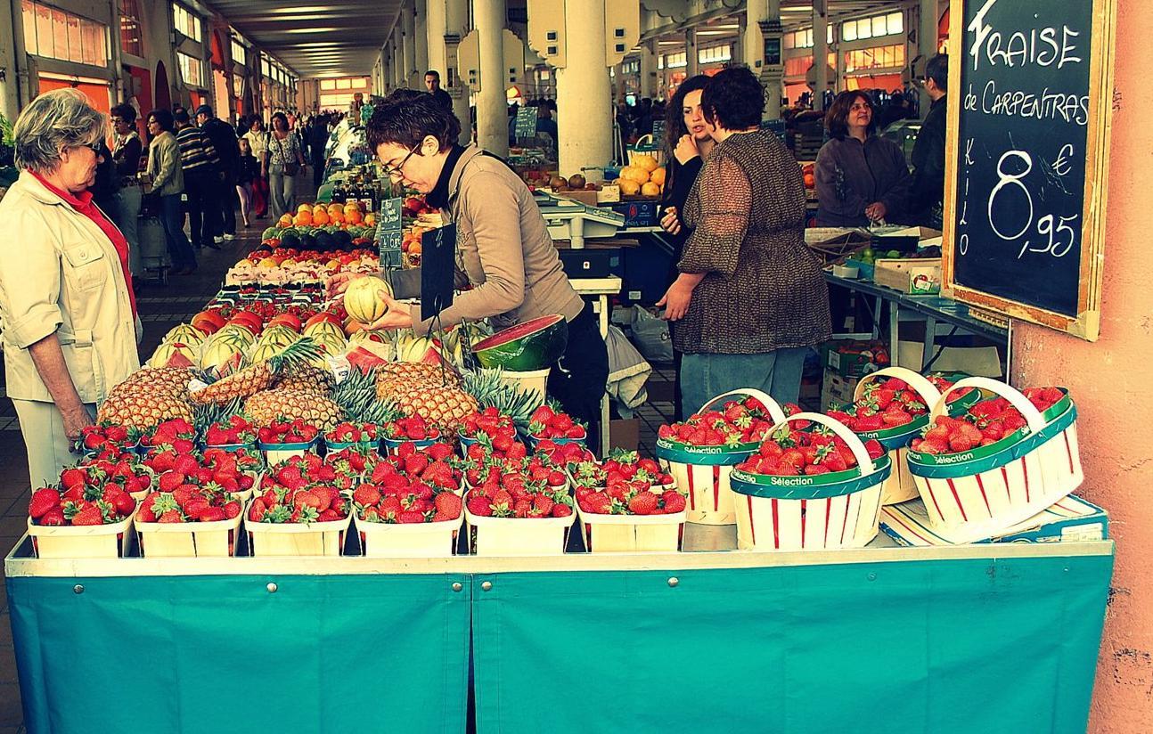 Compras Fresas